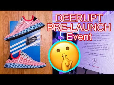 To Disrupt and Erupt = adidas Deerupt Runner Review and On Feet