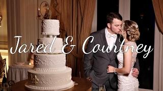 Jared & Courtney Vial Wedding Video!