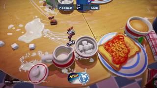 Micro Machines World Series gameplay 06