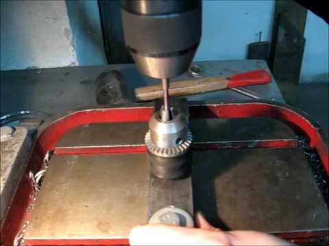 Making Of a Drill Press Jig