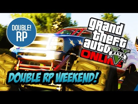 GTA 5 Online - Rank Up Fast! Double RP/EXP Weekend & Patch 1.16 Release Date Prediction! (GTA 5 DLC) klip izle