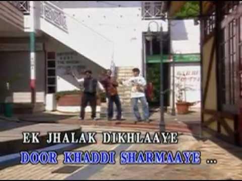 Dil To Pagal Hai - Bholi Si Surat (starring Haidar & Helmee)
