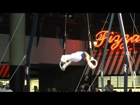 C.J. Maestas - Still Rings - 2012 Winter Cup Finals