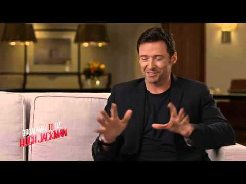HUGH JACKMAN BROADWAY TO OZ