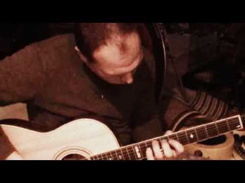Found Video Footage - 101110 - Playing Acoustic Guitar with Mac Mosteller