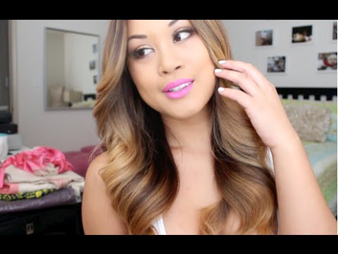 Get Ready With Me: BEAUTYCON 2014!
