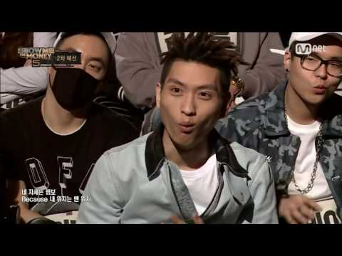 [Eng. sub.] SMTM5 BeWhy @ 2nd Preliminary Round 20160520 EP 02