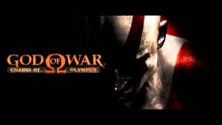 God of War Chains of Olympus - Main Menu Theme - Soundtrack