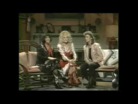 "Dolly Parton , Emmylou Harris & Linda Ronstadt- ""THOSE MEMORIES OF YOU Live"
