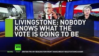Livingstone: Nobody knows what the vote is going to be