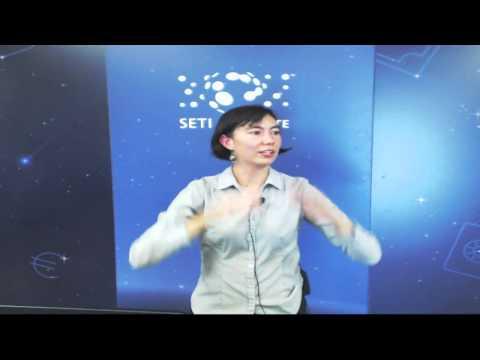 Investigations of strange, linear features on Mars -- Serina Diniega (SETI Talks)