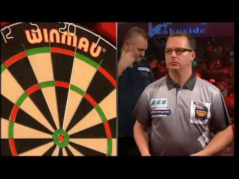 Darts World Championship 2014 Round 2 Atkins vs Hofstra