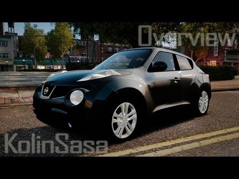 GTA 4/EFLC Nissan Juke