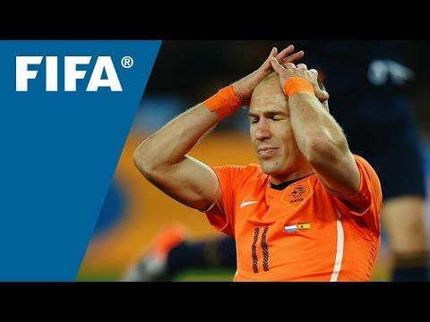 World Cup Moments: Arjen Robben