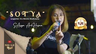 Download lagu SOTYA - SASYA ARKHISNA ( MAHA LAJU MUSIK)