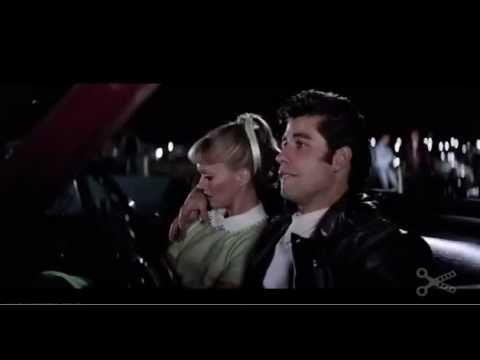 Grease 1978 Kiss Scene
