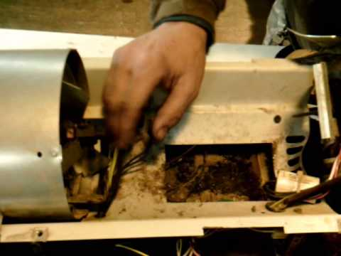 Torpedo Heater Repair // Allpro Repair part 1