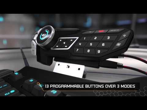 Mad Catz STRIKE 5 Gaming Keyboard