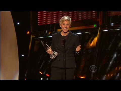 Ellen Is the People's Choice!
