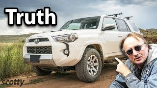 The Truth About the Toyota 4Runner