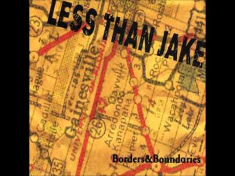 Less Than Jake - Hell Looks A Lot Like La