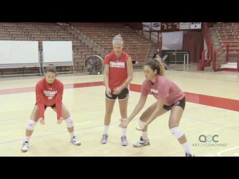 AVCA Video Tip of the Week: How to �Load� for Good Passing