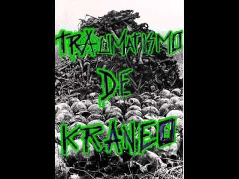 Traumatismo De Kraneo - invasión Thrasher