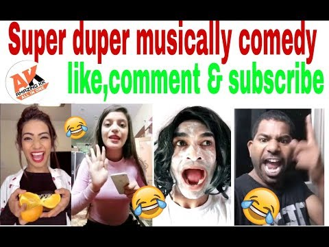 Super duper viral comedy musically //amazing kk all in one