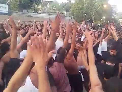 ya hussain a s matami sanagt qari noha party