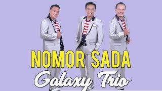 Lagu Batak Terlaris - Galaksi Trio - NOMOR SADA ( Official Musik & Video )