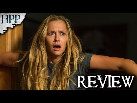 Lights Out (2016) - Movie Review #HPP