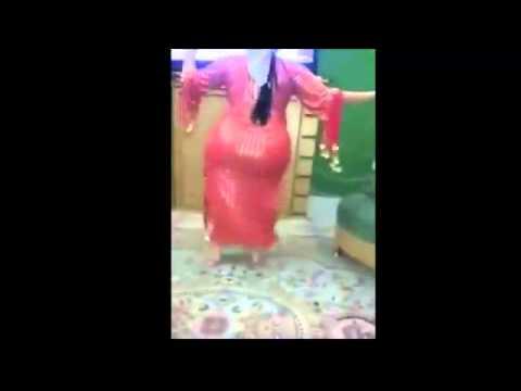 احلى رقص مغربي باحلى جسم 2015 وهز وحط مؤخرة كيك cha3bi 2016