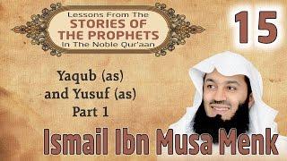 Video: Jacob and Joseph - Mufti Menk