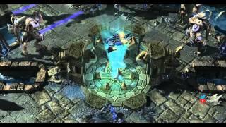 Прохождение кампании StarCraft 2: WoL №1