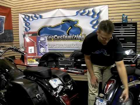 Motorcycle Economy Saddlebags - Do it Yourself - Video Guide: Tip of the Week