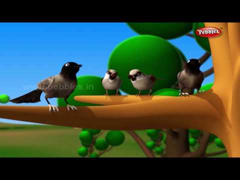 Moral Stories in Hindi For Children | हिंदी नैतिक कहानियाँ | Bird Stories Collection in Hindi