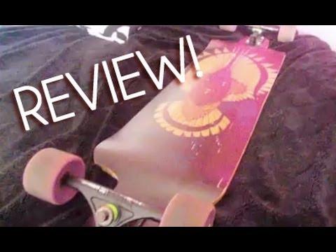 LongboardUK Review: Rayne Nemesis 2010