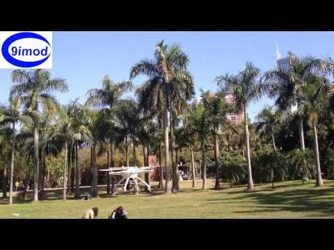 9imod.com-walkera quadcopter QR  X350 PRO first test flight