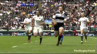 England v Barbarians - 29 May 2011