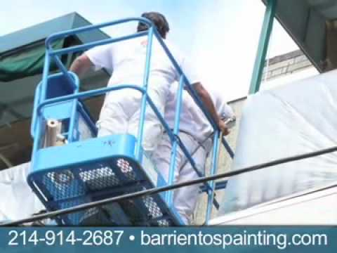 Barrientos Painting Dallas, T