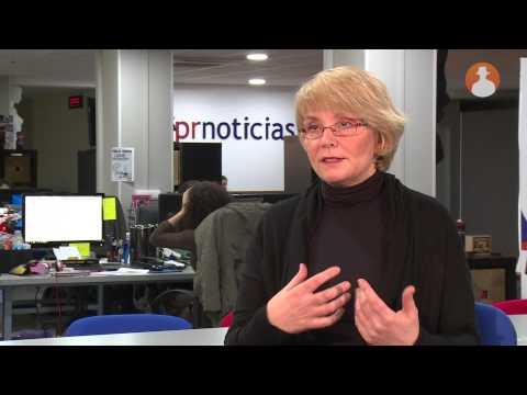 Nuria Nieto , directora de  Alicia Comunicación, explica las claves del éxito del Storytelling