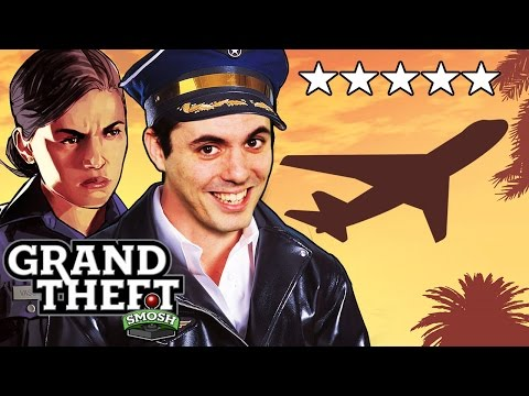 5 STAR FLIGHT SCHOOL (Grand Theft Smosh)