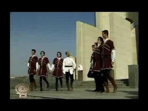Azari Dance-shahriar, Maghbaratol Shoara, Tabriz, Iran video