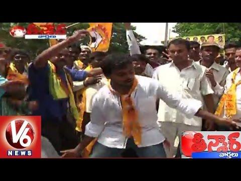 Telangana Puli Bidda Song on Revanth Reddy l Karimnagar – Teenmaar News (29-06-2015) Photo Image Pic
