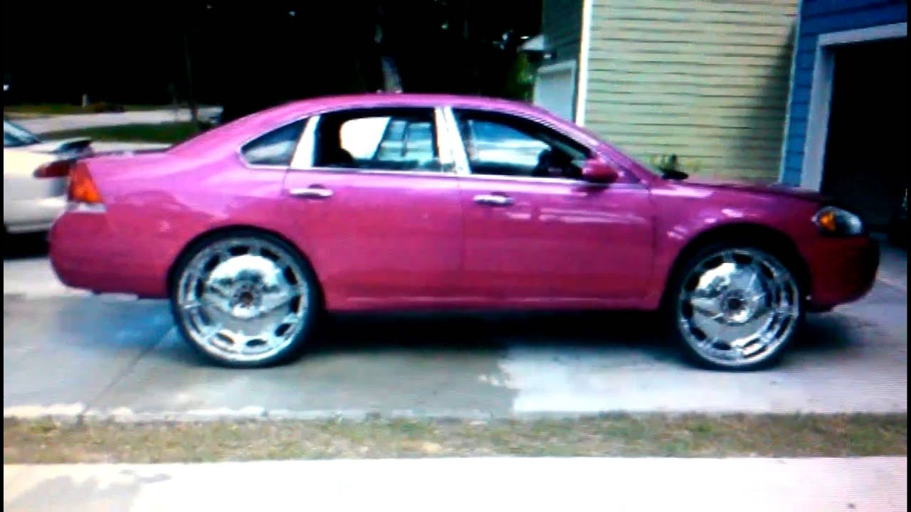 07 Impala On 26s Air Suspension 13000 O B O Houston