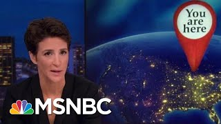 Maddow: White House Should Reconsider Unwelcome Pittsburgh Trip | Rachel Maddow | MSNBC