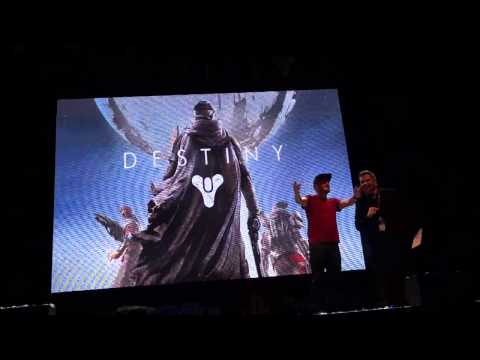 Evento de Lanzamiento de Destiny