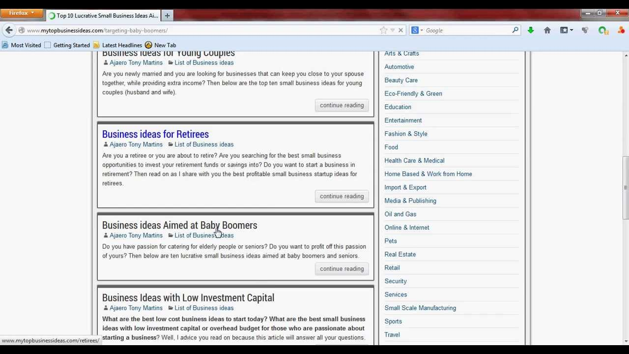 50 Lucrative Home Based Small Business ideas for Men in 1662595 ...