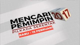 Hasil Hitung Cepat Pilkada DKI Jakarta (real-time)