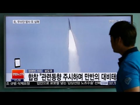 GMS NEWS AND PROPHECY: NORTH KOREA CONDUCTS NEW NUCLEAR MISSILE TESTS